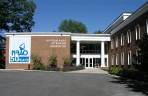 NRAO HQ, aka Stone Hall