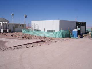 AIV Temporary Building