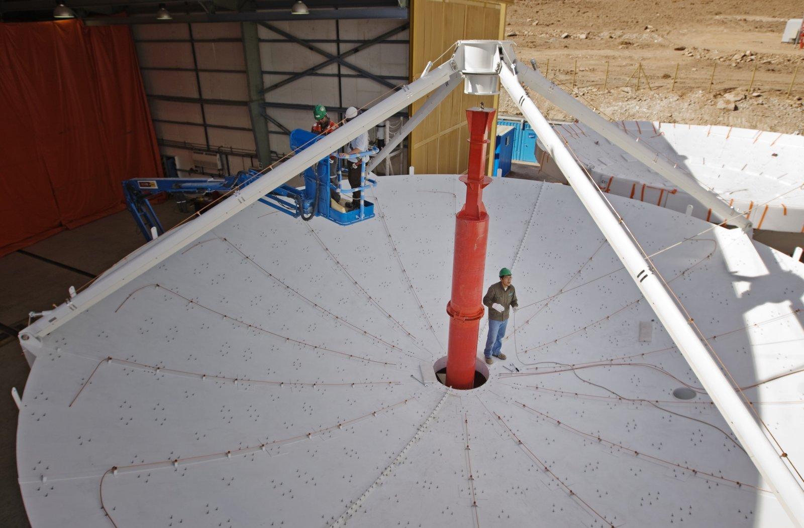 AEM Antenna Dish
