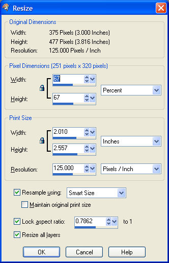 How To Make An Image File Size Smaller In Paint