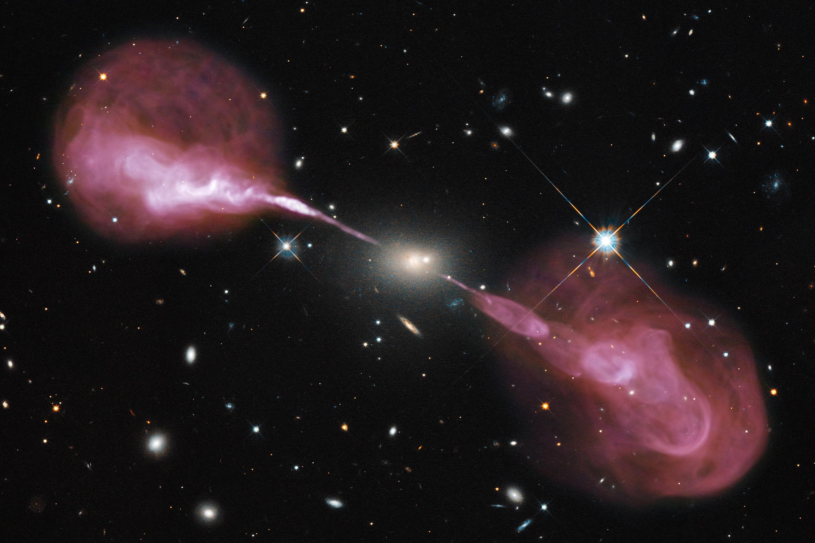 extra galactic pulsars - HD2634×1756